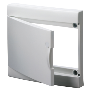 BLANK DOOR WITH FRAME FOR FINISHING FRENCH STANDARD MODULAR ENCLOSURES WITHOUT DOOR - IP40 - 26 MODULES