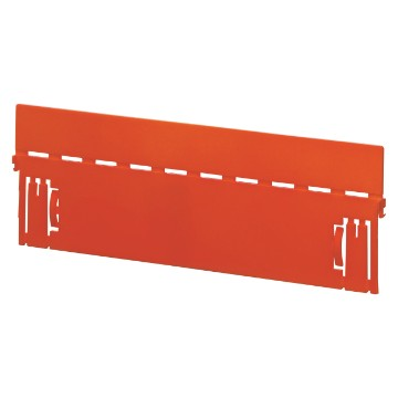 Internal horizontal dividers for CDK distribution boards