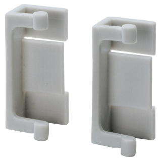 PAIR OF HINGES FOR FRONT PANELS - CVX 160I/160E
