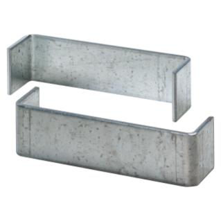 PAIR OF JOINTS FOR COUPLING COMBINATIONS OF ENCLOSURES