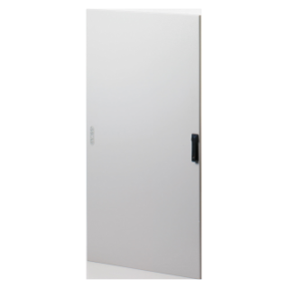 SOLID DOOR IN SHEET METAL - AND ROD-MECHANISM LOCK - CVX 160E - 600X1200 - IP65