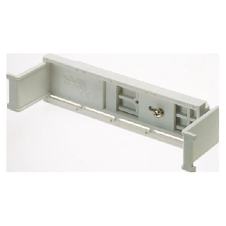 RAIL FOR FIXING EQUIPOTENTIAL TERMINAL BLOCKS