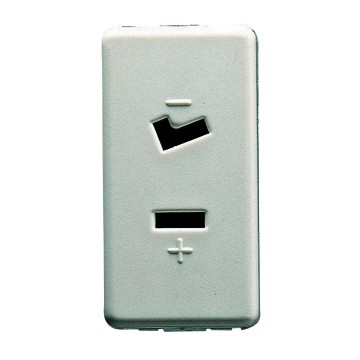 Socket-outlets for SELV auxiliary circuit