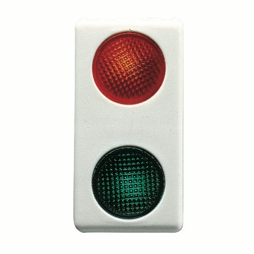 Double indicator lamps