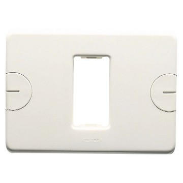 Placas autoportantes color Blanco nube