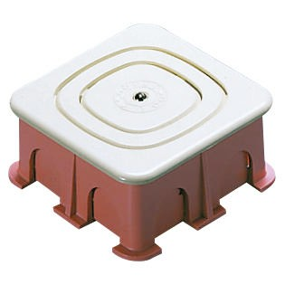 Telephone systems box - Ivory colour lid