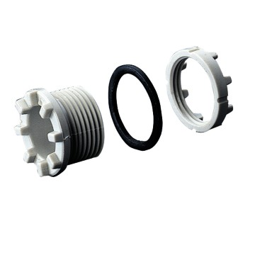 Waterproof coupler for enclosures, devices and boxes - IP55