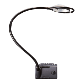 LAMP WITH ARM FOR NIGHT READING - 230V 50/60HZ - HALOGEN - 5W 12V SELV G4 - 3 MODULES - PLAYBUS