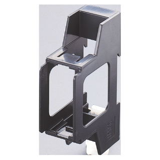 SUPPORTS FOR MOUNTING PLAYBUS DEVICES - 1 GANG - 1,5 MODULES DIN - PLAYBUS