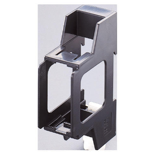 SUPPORTS FOR MOUNTING PLAYBUS DEVICES - 2 GANG - 3 MODULES DIN - PLAYBUS
