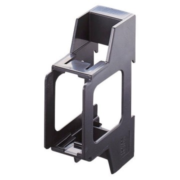 Supports for mounting PLAYBUS devices on DIN rail