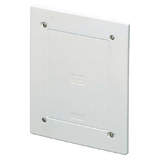 PROTECTED SHOCKPROOF LID FOR PTC JUNCTION BOXES - DIMENSIONS 138X169X70 - IP40 - WHITE RAL9016