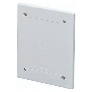 WATERTIGHT SHOCKPROOF LID FOR PTC JUNCTION BOXES - DIMENSIONS 398X169X70 - IP55 - GREY RAL7035