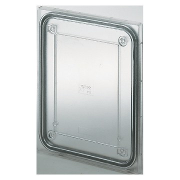 Protected watertight transparent shockproof lids for PTC junction boxes - I55