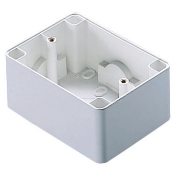 Wall-mounting boxes for COMPACT self-supporting plates