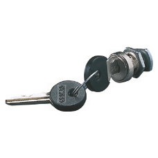 WATERTIGHT CYLINDRICAL SECURITY LOCK