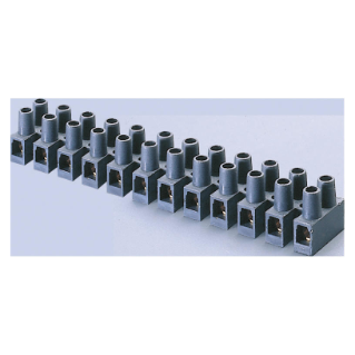 POLYMER MODULAR TERMINAL BLOCK - MAX.SECTION FLEX.CABLE 25 MM² - 12 POLES