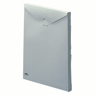 DOCUMENT HOLDER POCKET - SELF-ADHESIVE - WITH BLANK LABEL KIT 230X310