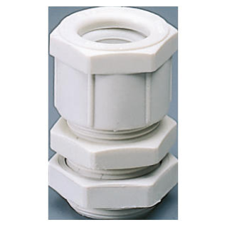 NYLON CABLE GLAND - PG PITCH 29 - GREY RAL 7035 - IP66