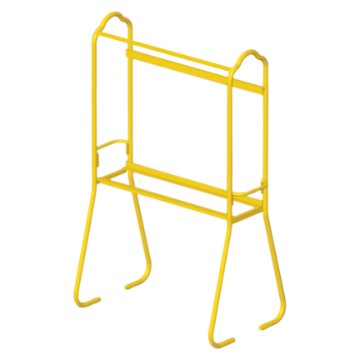 Yellow metal support for Q-BOX 4/6