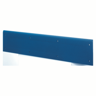 CABLE GLAND PLATE - CVX 160E - TOP/BOTTOM - BLUE RAL 5003