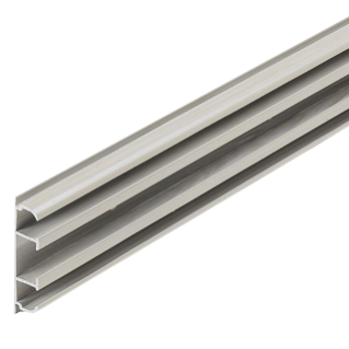NP 42 Range Trunking systems used as skirting and frame