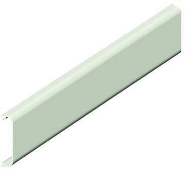 Lid for skirting trunking SLK 50 x 20 Length: 2 metres