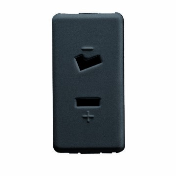 Socket-outlets for SELV auxiliary circuits