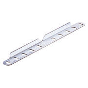 BRN PLIABLE JOINTING PIECE FOR HORIZONTAL JUNCTIONS - BRN 35-50 - FINISHING: Z 275