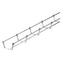 Wire mesh trunking - 3 metres - Height 30