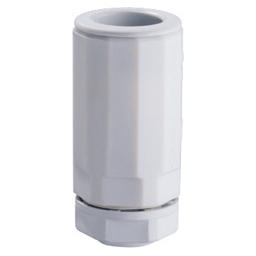 RELEASE CONDUIT-BOX UNION MORBIDX - IP67 - HALOGEN FREE - Ø 25MM - GREY RAL7035