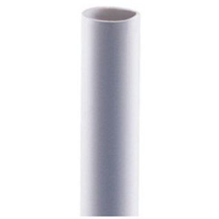 MEDIUM RIGID CONDUIT IRL - LENGTH 3M - PVC - DIAMETER 25MM - GREY RAL7035