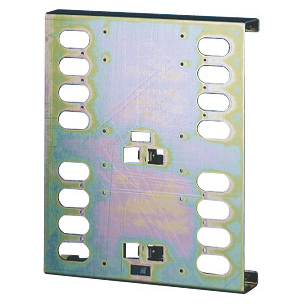 REAR MECHANICAL INTERLOCK BETWEEN TWO MOULDED CASE CIRCUIT BREAKER ON PLATE - MTX/M 250 - HORIZONTAL