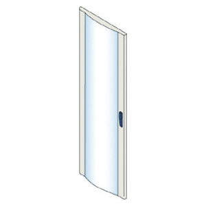 CURVED GLASS DOOR - IP65 - CVX 1600 - 850X2000