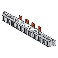 GWFIX 250 - 250 A Divider equipped with conductor with quick-coupling term for modular device power supply