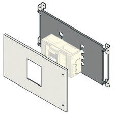 INSTALLATION KIT MTX-MTS MAX630A - SEPARATED - B=400MM -FOR MTX/E/M 320 FIXED - LEVER - 3-4P - HORIZONTAL
