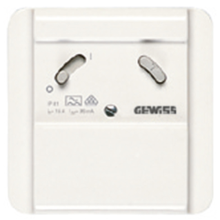 WALL MOUNTING RCD SAFETY UNIT - 16A 0,03mA - IP41