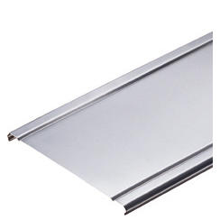 BFR COVER - LENGTH 3 METERS - WIDTH 400MM - FINISHING: INOX