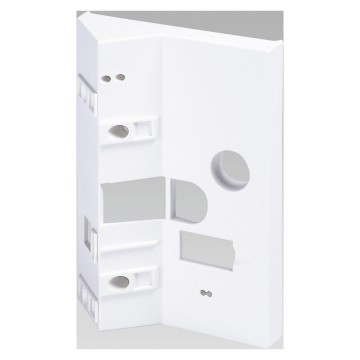 Mounting bracket for KNX outdoor movement detector