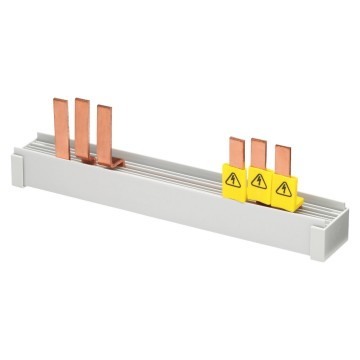 Common output point busbar