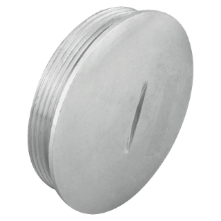 CLOSURE CAP - IN NICKEL PLATED BRASS - PG13,5 - IP65