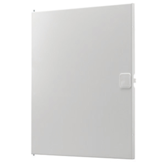 FLUSH -MOUNTING / PLASTERBOARD ENCLOSURE BLANK DOOR 12 MODULES