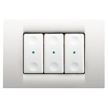 RF push-button panels - wall-mounting - VIRNA plate