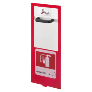 QMC125 - TOWER DOORS FOR EMERGENCY VERSION - STANDARD VERSION