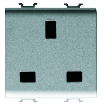 British Standard socket-outlets - 250V AC