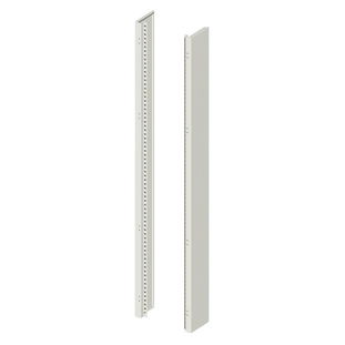 PAIR OF SIDE PLATES FOR FLOOR-MOUNTING DISTRIBUTION BOARDS - CVX 630K - 1600X230