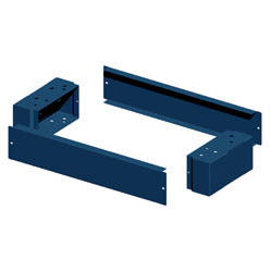 ADDITIONAL PLINTH - QDX 1600 H - FOR STRUCTURE (600+200)X600