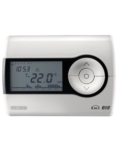 THERMOSTAT PROGRAMMABLE EASY - EN SAILLIE - BLANC - CHORUS