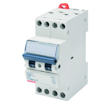 90 MCB Range<br />Modular circuit breakers for circuit protection