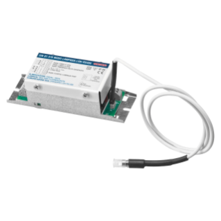 LAMP SENSOR FOR FUNCTIONAL CHECK OF THE FLUORESCENT LAMP -180VA - BUS KNX